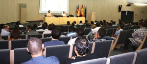 Encuentro profesional en el PCUV