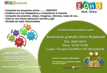 Seminario Zoho Network
