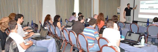 Curso de SEO para PYMEs de Sergio Simarro en Talleres #seopro 2013